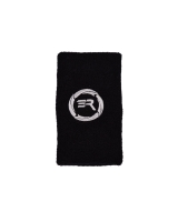 "ERA Arm Sweatband 6""-Black/Gray Logo (Pair)"
