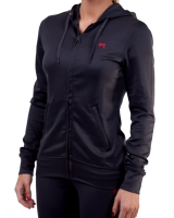 Women's ERA Fitted Performance Hoodie-Gray