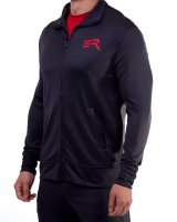 Men's ERA Fitted Performance Jacket-Gray