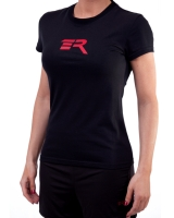 Women's ERA Logo Tee-Black