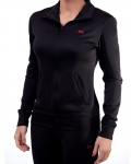 Women's ERA Fitted Performance Jacket-Black