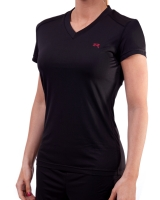 Women's ERA Performance V-Neck-Black