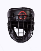 Extreme Rush Cage Head Guard-Black