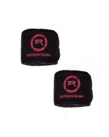 Extreme Rush Boxing Hand Wraps-Black