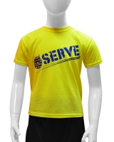 "Kid's Armakiddo ""Serve"" Tee"