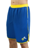 Men's ERA Logo Gym Short-Blue/Yellow