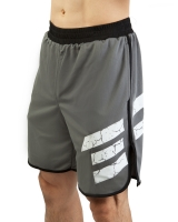 Men's ERA Logo Gym Short-Grey