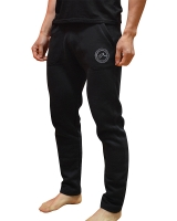 Men's Extreme Rush Athlete Fleece Pant-Black