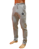 Men's Extreme Rush Athlete Fleece Pant-Gray
