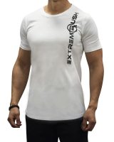 Men's Extreme Rush Long Tee-White
