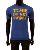 "Men's ERA ""Time To Get Swole"" Tee"