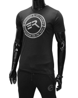 Men's Extreme Rush Athlete Tee-Black