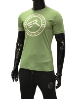 Men's Extreme Rush Athlete Tee-Green