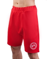 Men's ERA Harem Style Performance Short-Red