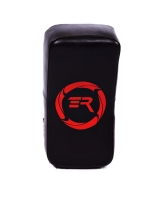 Extreme Rush Muay Thai Pads-Black/Red (Pair)