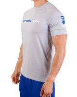 Men's Extreme Rush Training Tee-Grey