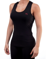 Women's ERA Performance Training Tank-Black