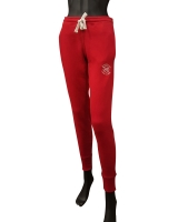 Women's ERA Athletic Joggers-Red