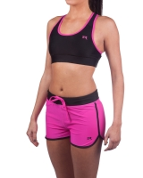 Women's Luxe Series Performance Running Short-Pink